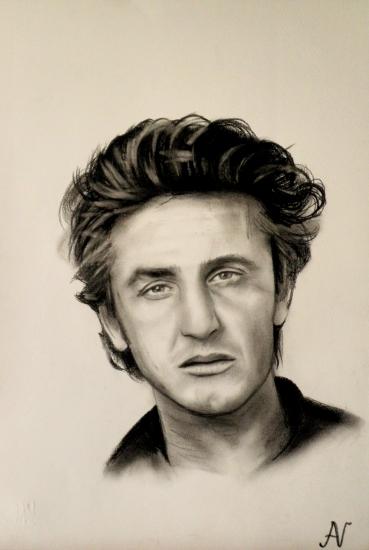 Sean Penn par albertino